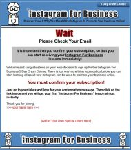 private label rights Private Label Rights and PLR Products instagram for business plr atoresponder messages confirm