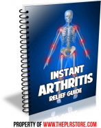 instant-arthritis-relief-plr-ebook-cover