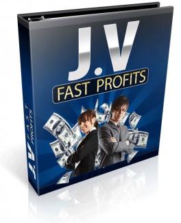 joint-venture-fast-profits-plr-ebook-cover