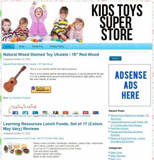 kids-toys-plr-amazon-store-website-main