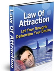 law of attraction plr ebook private label rights Private Label Rights and PLR Products law of attraction plr ebook cover 1