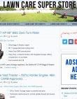 Lawn Care PLR Amazon Turnkey Store Website lawn care plr amazon store website cover 110x140