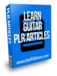 learn guitar plr articles private label rights Private Label Rights and PLR Products learn guitar plr articles