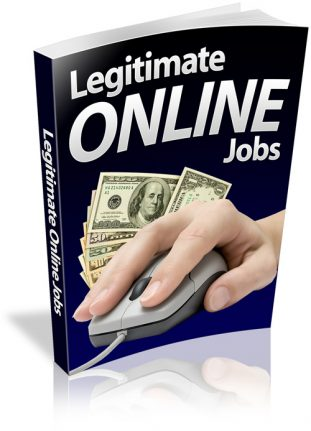 Legitimate Online Jobs PLR Ebook legitimate online jobs plr ebook cover 311x431