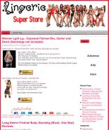 lingerie-plr-amazon-store-main