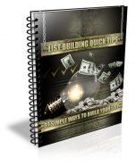 list-building-quick-profits-plr-ebook-cover