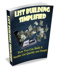 listbuilding-simplified-plr-ebook-cover  Listbuilding Simplified PLR Ebook listbuilding simplified plr ebook cover 190x223