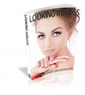 looking-ageless-plr-ebook-cover