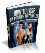 lose-10-pounds-naturally-plr-ebook-and-audio-cover