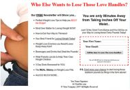 lose the love handles plr autoresponder