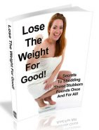 lose the weight for good plr ebook