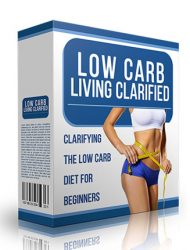 low carb living clarified ebook low carb living clarified ebook Low Carb Living Clarified Ebook with Master Resale Rights low carb living clarified ebook mrr 190x250 private label rights Private Label Rights and PLR Products low carb living clarified ebook mrr 190x250
