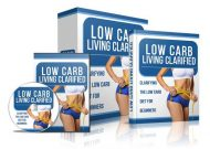 low-carb-living-clarified-mrr-ebook-cover