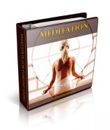 meditation-for-everyday-living-plr-cover