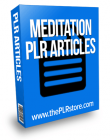 meditation plr articles 2 meditation plr articles Meditation PLR Articles 2 with private label rights meditation plr articles 2 1 110x140