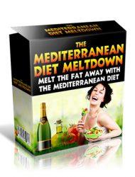 mediterranean diet meltdown ebook