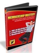 membership site mastery plr videos