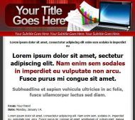 minisite-business-plr-template-cover