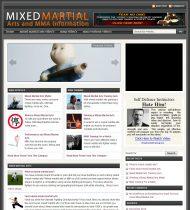 mixed-martial-arts-plr-website-main  Mixed Martial Arts PLR Website with private label rights mixed martial arts plr website main 190x210