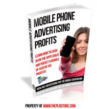 mobile-phone-advertising-profits-plr-ebook  Mobile Phone Marketing Profits PLR Ebook Package mobile phone advertising profits plr ebook 190x213