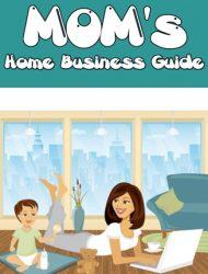mom home business guide plr ebook