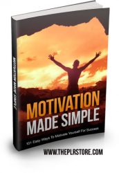 motivation-made-simple-mrr-ebook-cover private label rights Private Label Rights and PLR Products motivation made simple mrr ebook cover