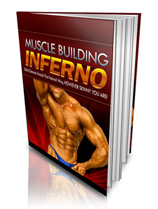 Muscle Building Inferno PLR Ebook muscle building inferno plr ebook Muscle Building Inferno PLR eBook muscle building inferno plr ebook