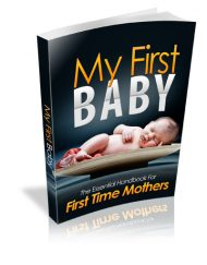 my-first-baby-plr-ebook-cover