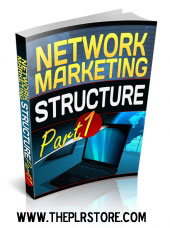 network-marketing-structure-plr-ebook-cover-1  Network Marketing Structure PLR Ebook Vol 1 and 2 – MLM network marketing structure plr ebook cover 1
