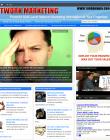 Network and Multi-Level Marketing PLR Website network multi level marketing plr website main 110x140