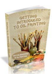 oil painint ebook