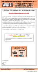 private label rights Private Label Rights and PLR Products one time offer 2