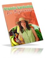 organic-gardening-for-beginners-plr-ebook-cover