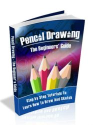 pencil drawing ebook pencil drawing ebook Pencil Drawing EBook with Master Resale Rights pencil drawing ebook 190x250
