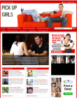 pick up girls plr website Pick Up Girls PLR Website with Bonuses pick up girls plr website main page 110x140