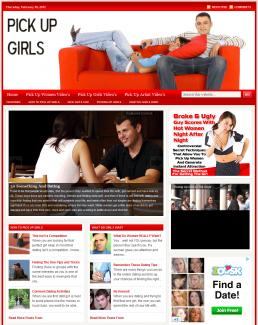 pick-up-girls-plr-website-main-page