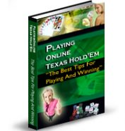 playing-online-texas-holdem-plr-cover