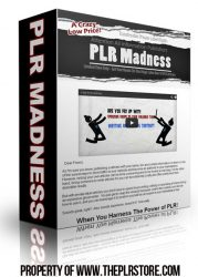plr-madness-article-package-cover  PLR Madness Article Package plr madness article package cover 179x250