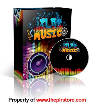 PLR Music and Audio Collection 2 plr music 2 cover 327x360