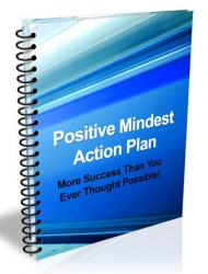 positive mindset action plan plr ebook private label rights Private Label Rights and PLR Products positive mindset action plan plr ebook