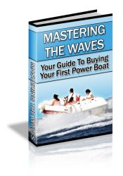 powerboatecover13dl  Mastering the Waves MRR eBook powerboatecover13dl 175x250