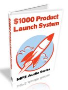 product launch system plr audio