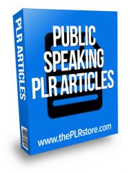 public speaking plr articles public speaking plr articles Public Speaking PLR Articles public speaking plr articles 190x250