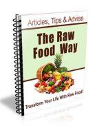raw food plr autoresponder messages