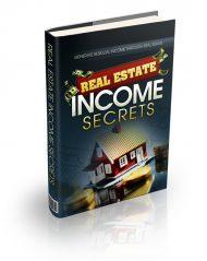 real-estate-income-secrets-plr-ebook-cover