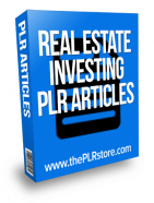 real-estate-investing-plr-articles
