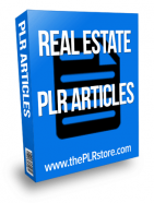 real-estate-plr-articles