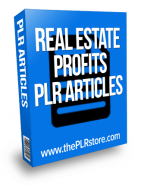 real-estate-profits-plr-articles