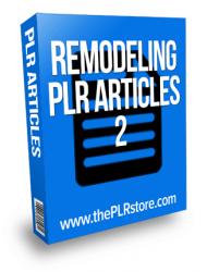 remodeling plr articles remodeling plr articles Remodeling PLR Articles 2 remodeling plr articles 2 190x250 private label rights Private Label Rights and PLR Products remodeling plr articles 2 190x250