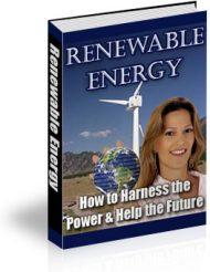 renewableenergycover  Renewable Energy PLR eBook renewableenergycover 190x246
